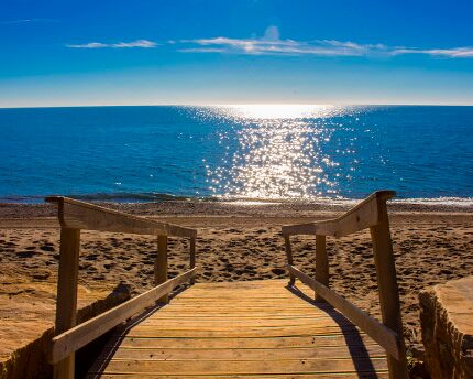 Beaches in Málaga, a refreshing trip along the Costa del Sol