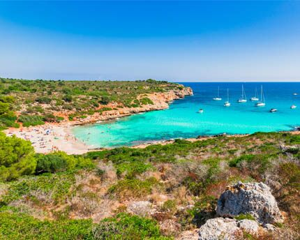 The best beaches in Majorca