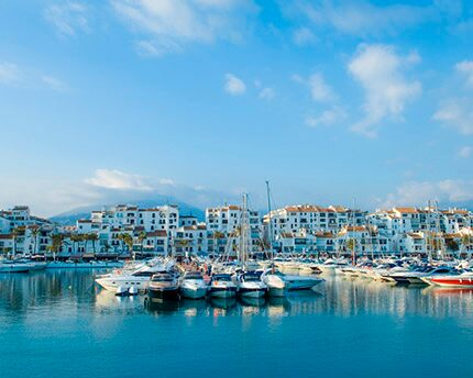 What to see in Marbella: luxury, beaches, sun and seaside charm