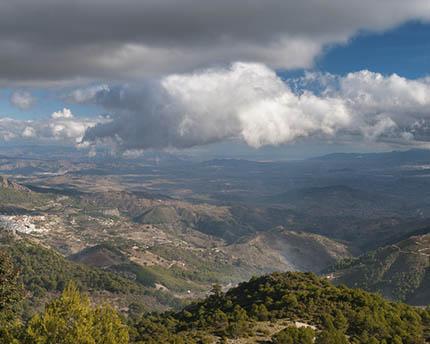 Sierra de las Nieves, un paraíso de la naturaleza malagueña