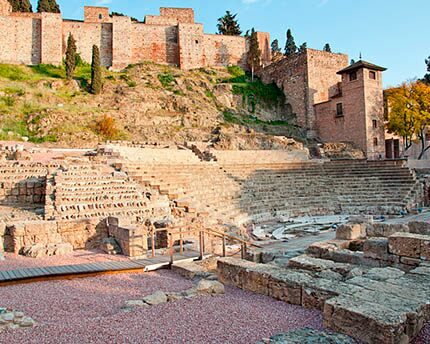Málaga's Roman Theatre: an incredible discovery hidden underground