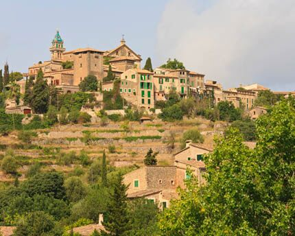 Valldemossa, a hidden treasure in the Tramuntana mountain range