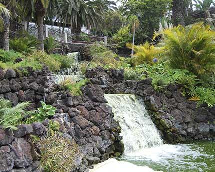 Vuelta al mundo en el Jardín Botánico del Puerto de la Cruz