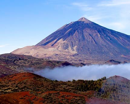 Mount Teide National Park, a volcanic wonder