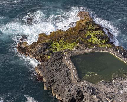 Un recorrido por las mejores piscinas naturales (o charcos) de Tenerife