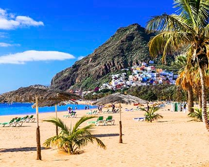 The beaches in Tenerife, an amazing range to choose from