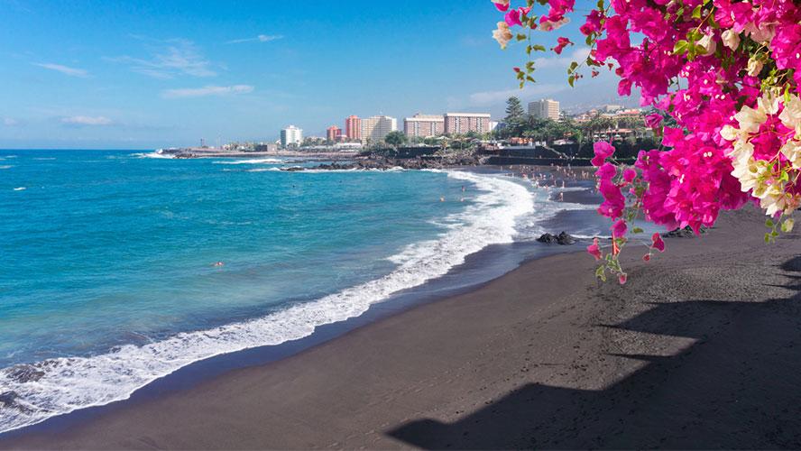 playa jardin puerto de la cruz