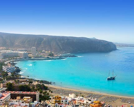 What to see in Los Cristianos: dreamy beaches and much more