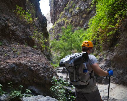 Hiking trails in tenerife: walking the island's natural wonders