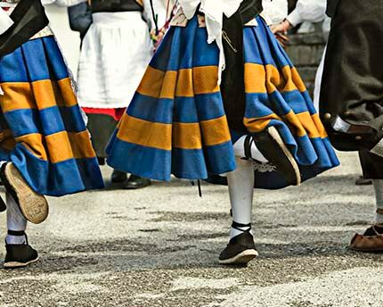 Asturian Festivities: Tradition, nature, cider and entertainment