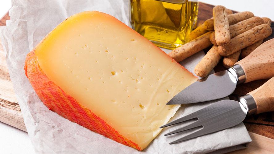 Queso de Mahon-Menorca