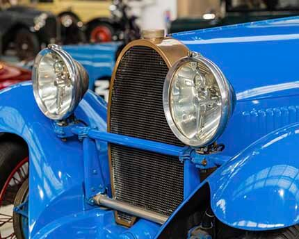 The Málaga Automobile Museum: history and art behind the wheel