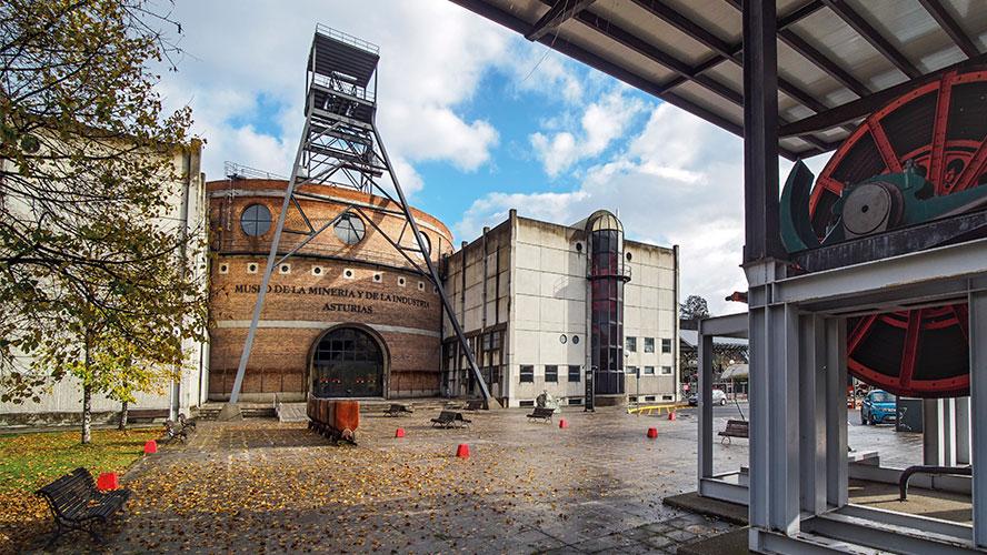museo mineria asturias