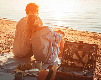 planes romanticos menorca