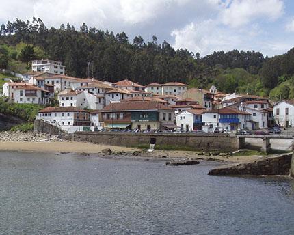 Tazones: A quaint fishing village marks history