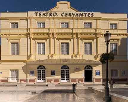 Teatro Cervantes, a theatre with 150 years of history