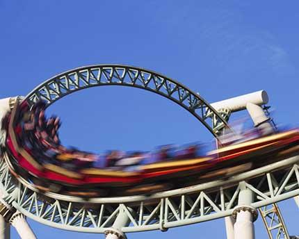 Tivoli World, el parque de atracciones más veterano de Málaga