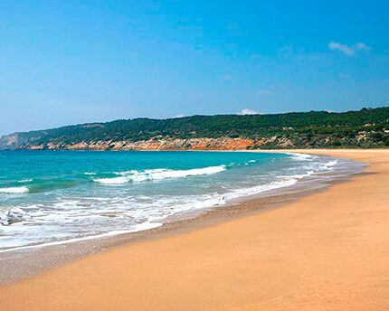 Barbate playas