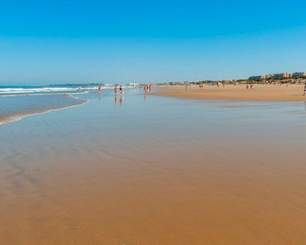 What to see in Chiclana: beaches and history in the Bay of Cádiz
