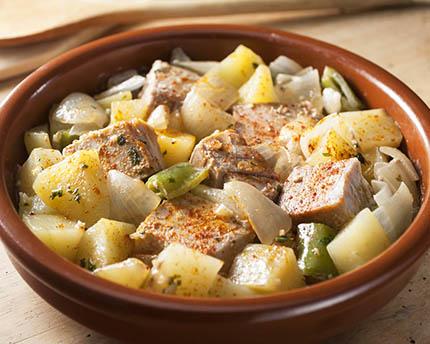 comida típica san sebastián