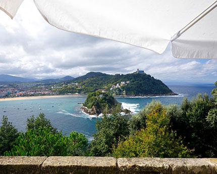 donde comer en San Sebastián