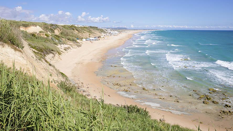 Playa de la Fontanilla de Conil