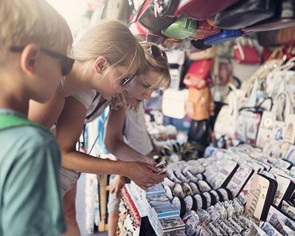 Mercadillos en Cádiz