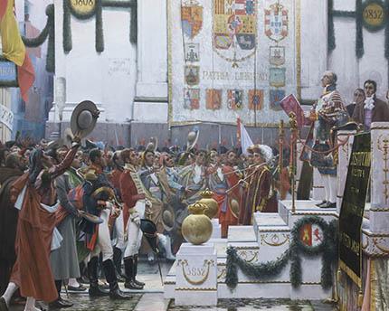 Museo de las Cortes de Cádiz, un trozo de nuestra historia