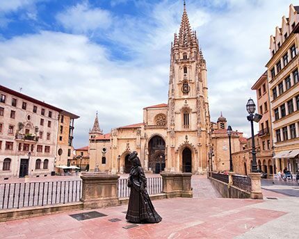Oviedo and all its charms