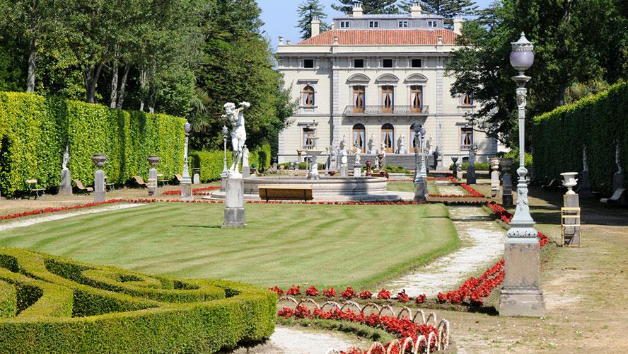 palacio de selgas asturias