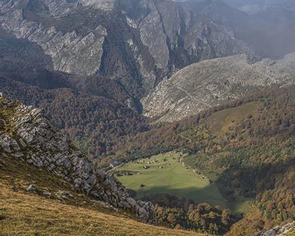 Parque Natural de Redes, el vergel más inexplorado de Asturias