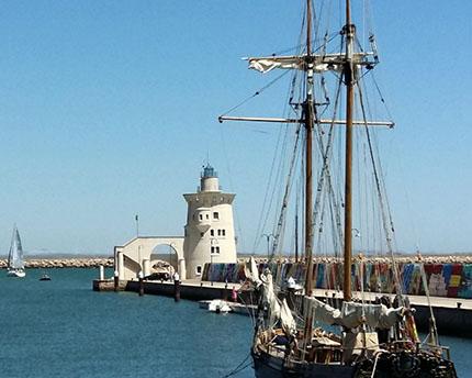 Paseo en Barco de Cádiz