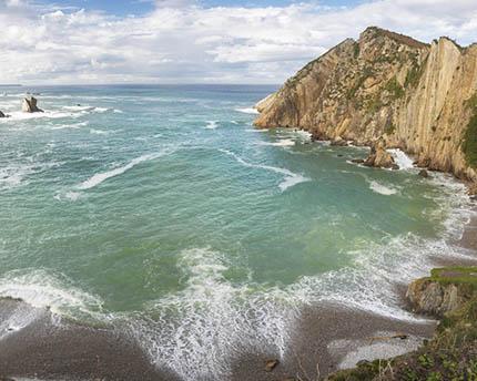 Playa del Silencio: a hidden gem of a beach