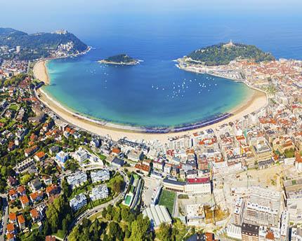 playas de san sebastian