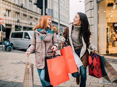 Shopping en San Sebastián