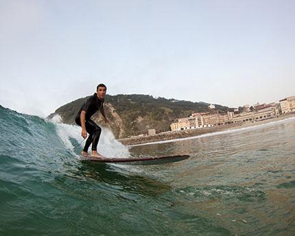 surf san sebastián