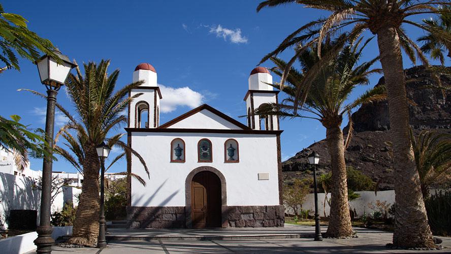 Agaete iglesia parroquial