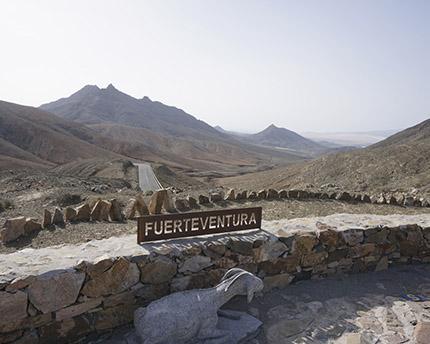 Miradores de Fuerteventura - Mirador astronómico de Sicasumbre