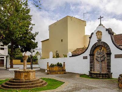 Plaza Teror