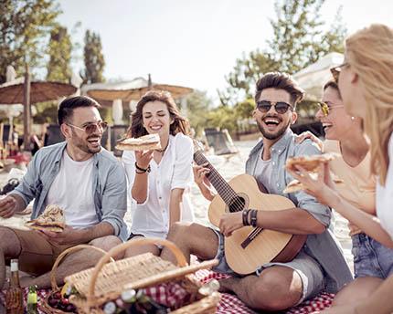 Planes con amigos en Fuerteventura