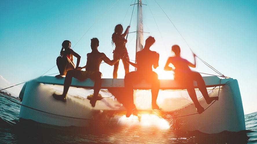 excursion catamaran isla de lobos