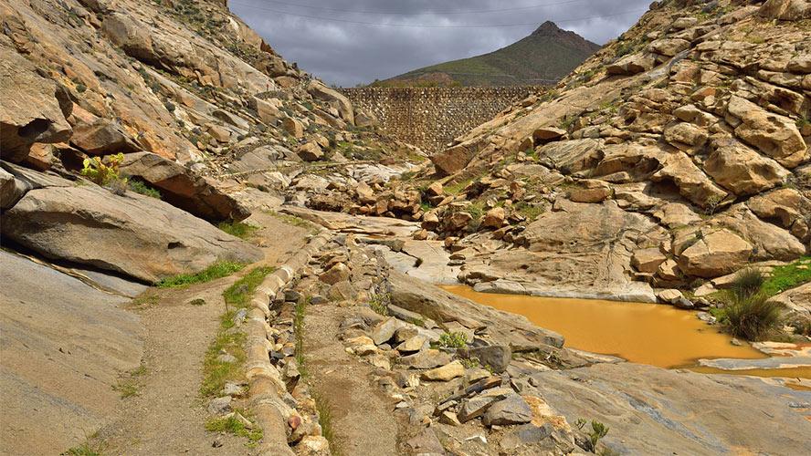 Barranco de las Penitas. Fuerteventura.