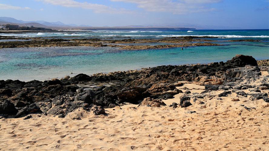 playa de las concha fuerteventura