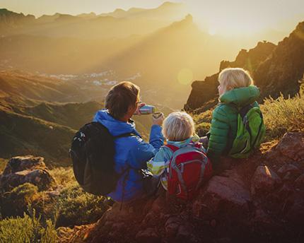 Gran Canaria en familia