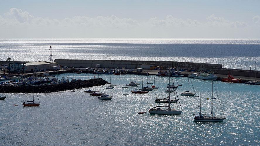 Puerto de Arguineguin
