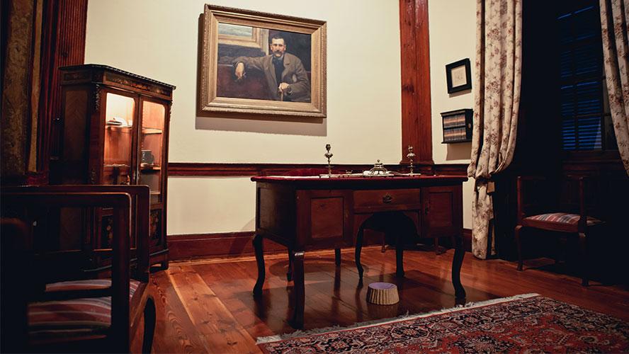 casa museo perez galdos