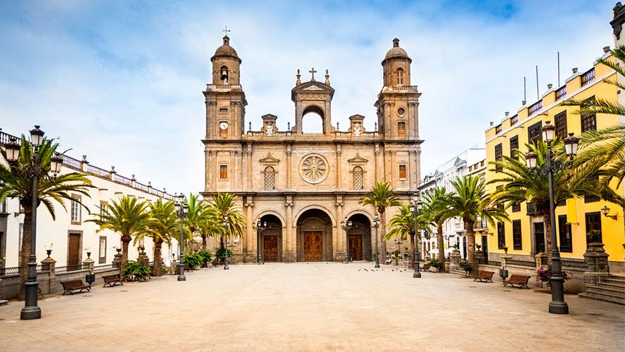 catedral de las palmas