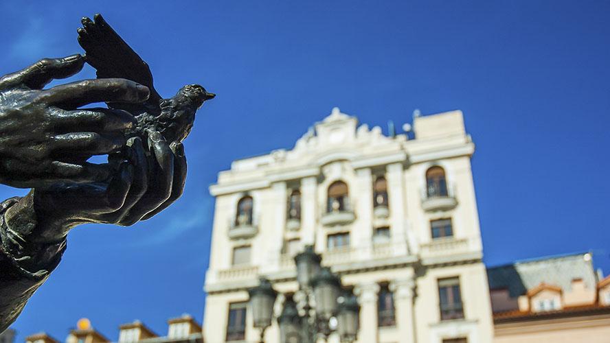 Plaza de Santa Ana de Madrid