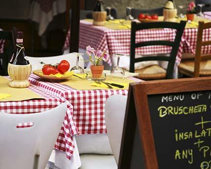 Restaurantes Roma