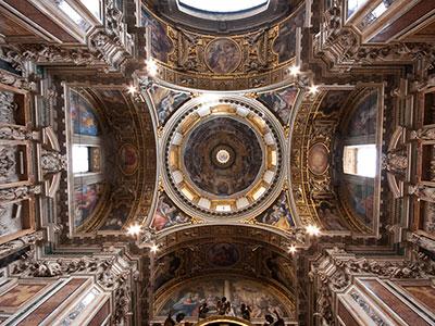 Cúpula Santa María la Mayor